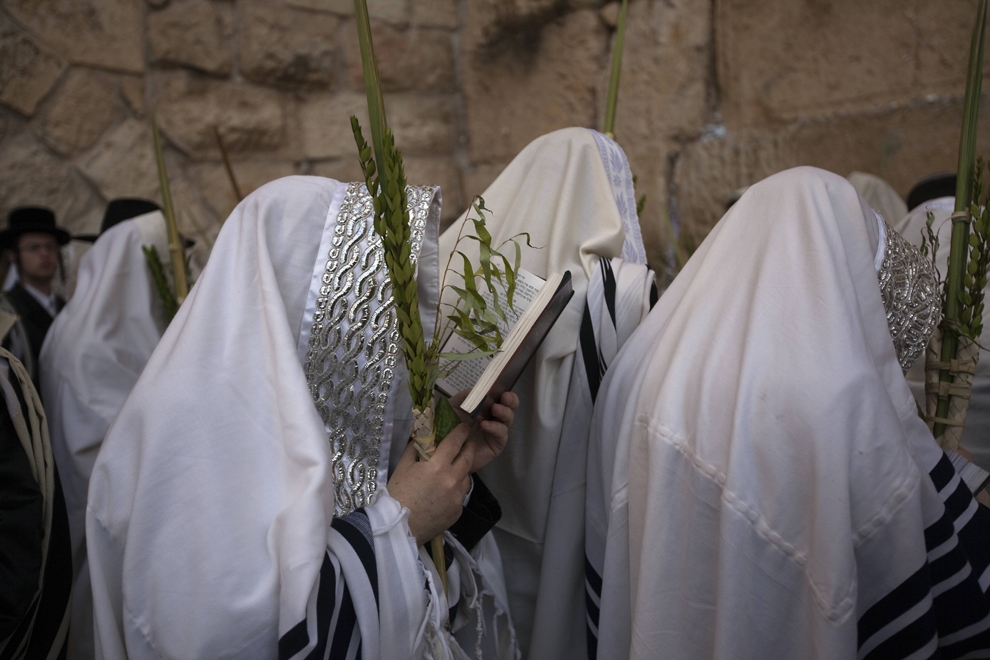 Sukkot at The Wall